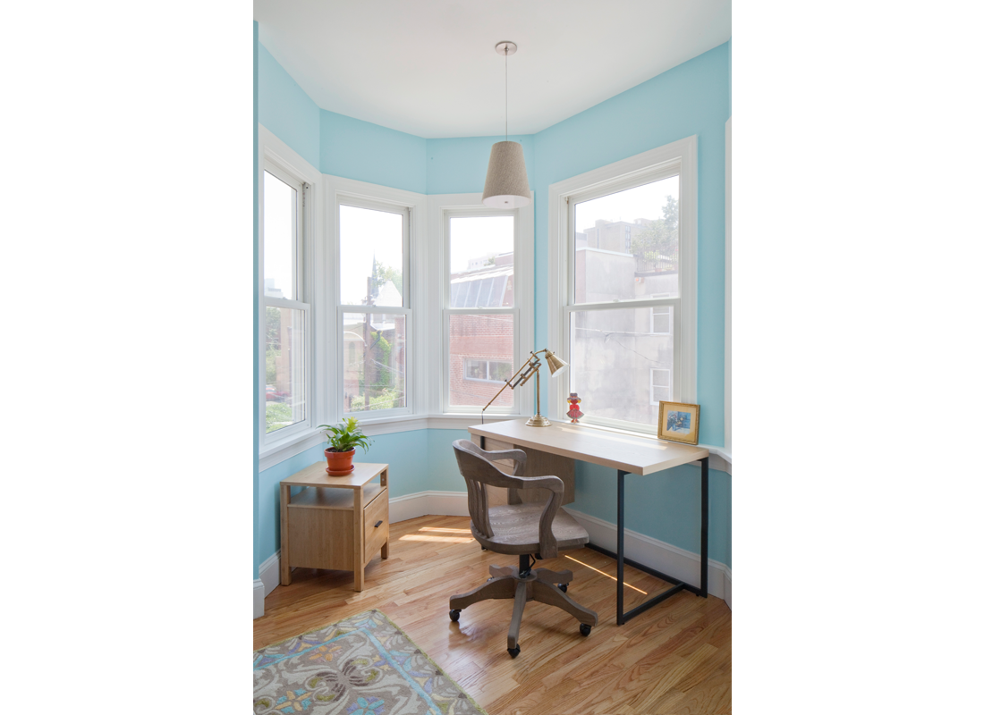 Home Office | Green Street, Philadelphia