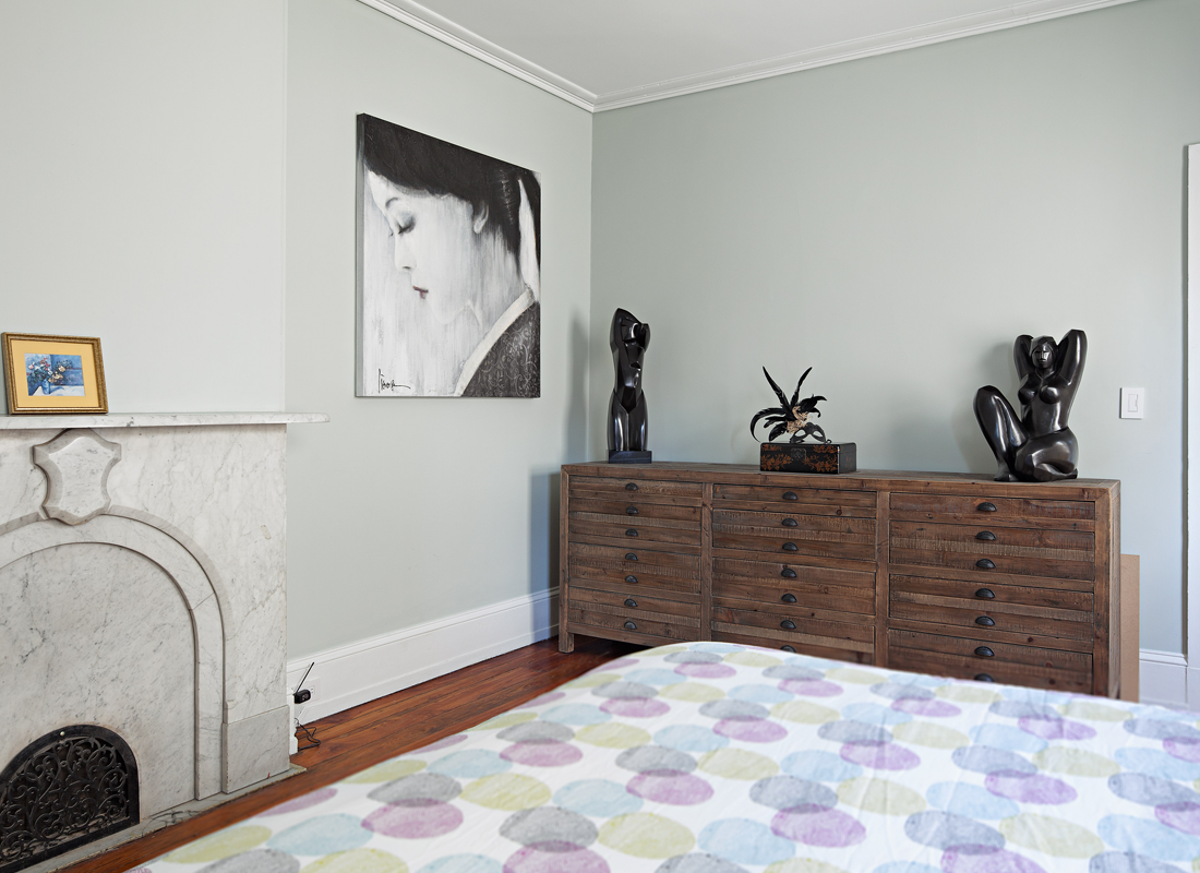 Bedroom | Green Street, Philadelphia