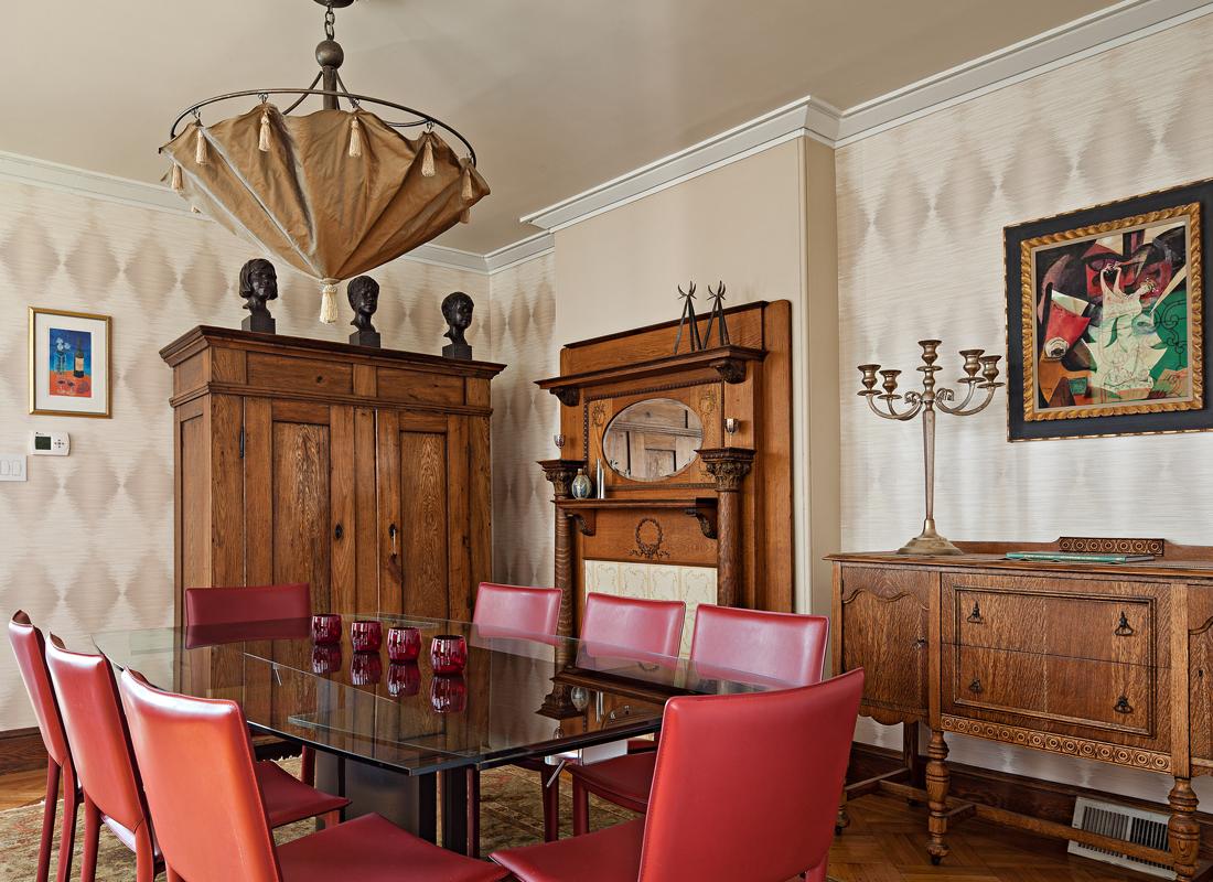 Dining Room | Green Street, Philadelphia