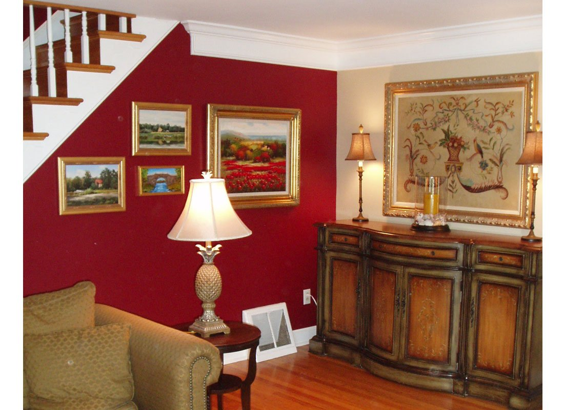 Living Rooms Tend To Be Prominent In Every Home What Does