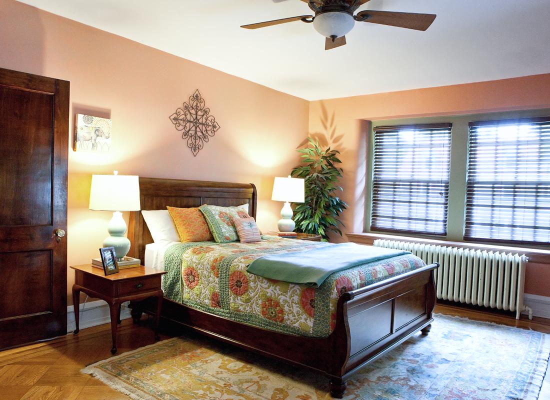 Bedroom | Spring Avenue, Elkins Park