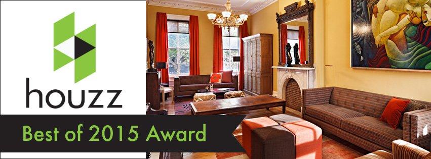 2015 Houzz Awards Go To Down2earth Interior Design