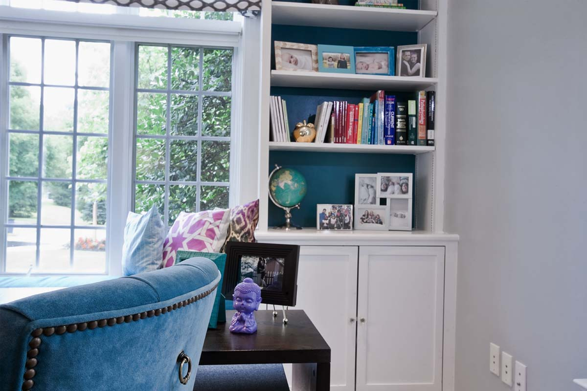Home Office | Laurier Lane, Bryn Mawr