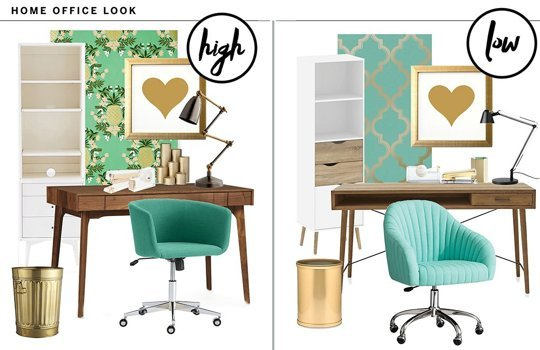 ApartmnentTherapy)home office look
