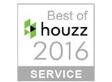 Best of Houzz 2016 Service down2earth Interior Design