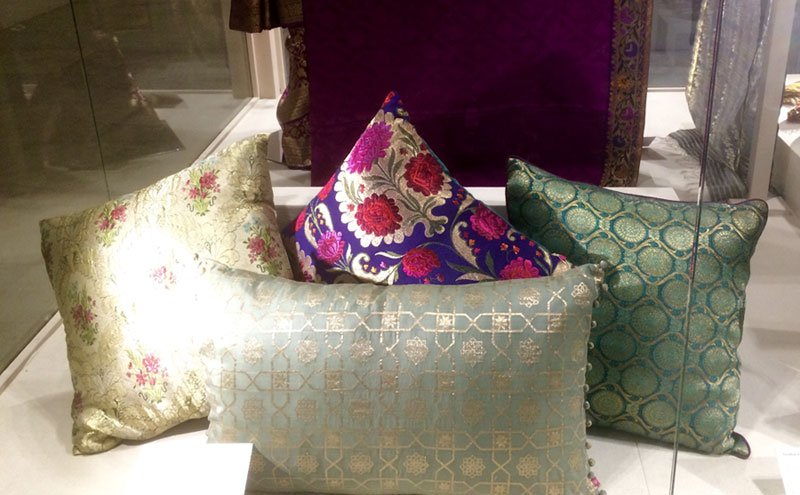 Guest Blog Inspired By Indian Textiles