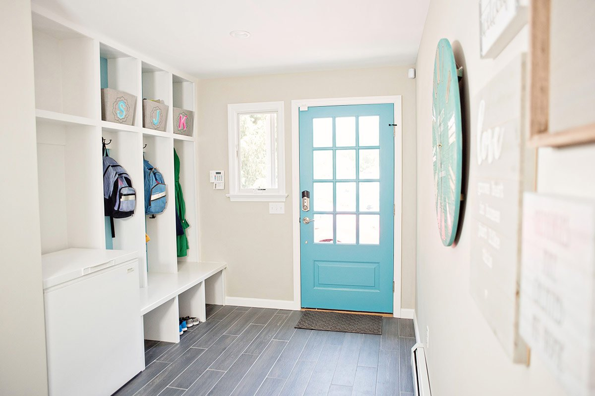 Entry/Mudroom | Yorkshire Way, Bryn Mawr