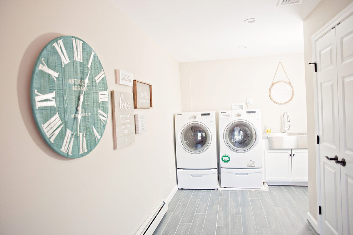 Laundry Room | Yorkshire Way, Bryn Mawr