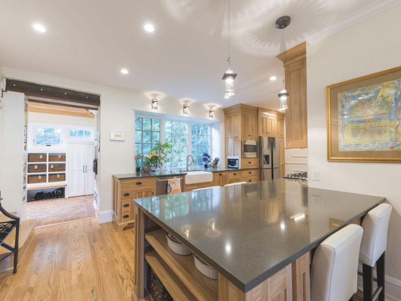 Kitchen | Spring Avenue, Elkins Park