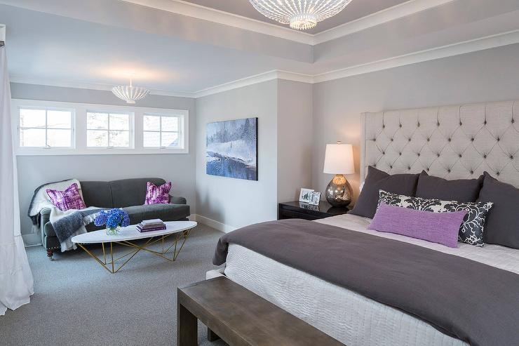 sherwin-williams-on-the-rocks-purple-gray-bedroom ...