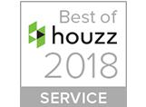 Best of Houzz 2018 SERVICE | down2earth Interior Design