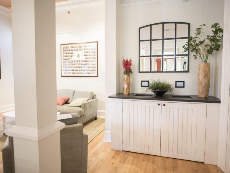 Sorority Study Interior Design Living Room