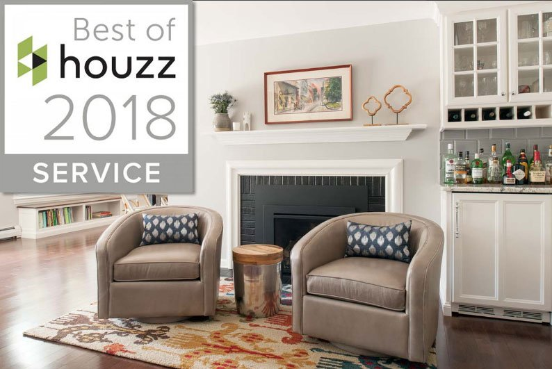16 Mar Houzz Service Award 2018, 6th Consecutive Year!
