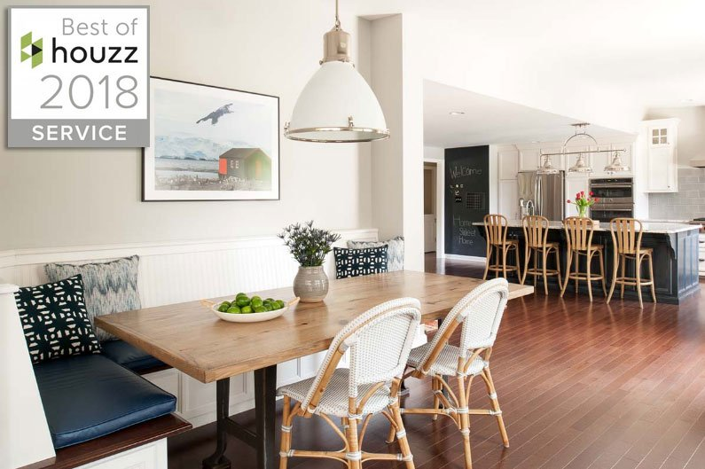 Best of houzz service award 2018