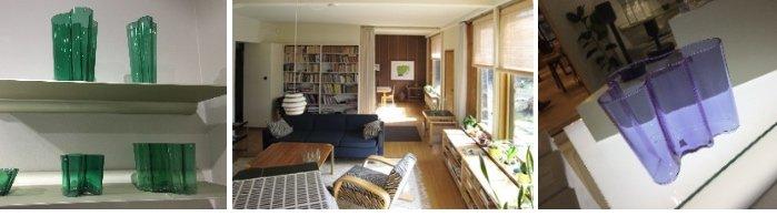 aalto vase in Iittala | Interior Design inspiration Finland
