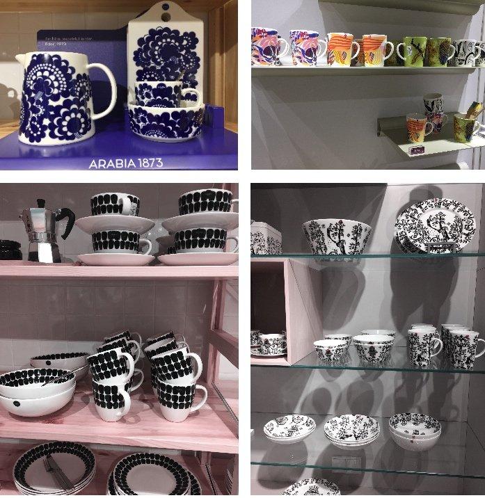 Ceramics from Finland | Interior Design Inspiration