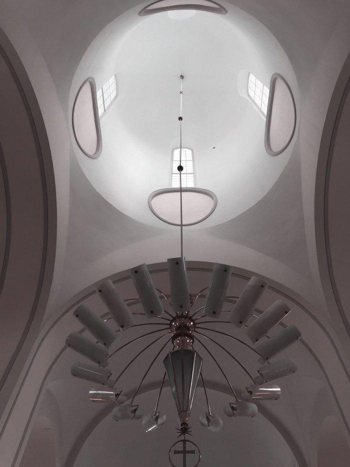 Interior Design Inspiration | Lutheran Church of Suominlinna