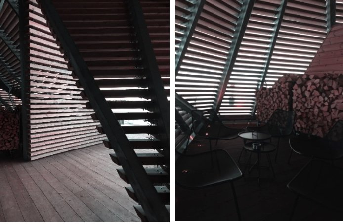 Forefront of Sauna | interior Design inspiration Finland
