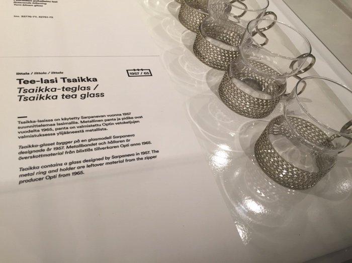 Tsaikka Tsaikka glasses