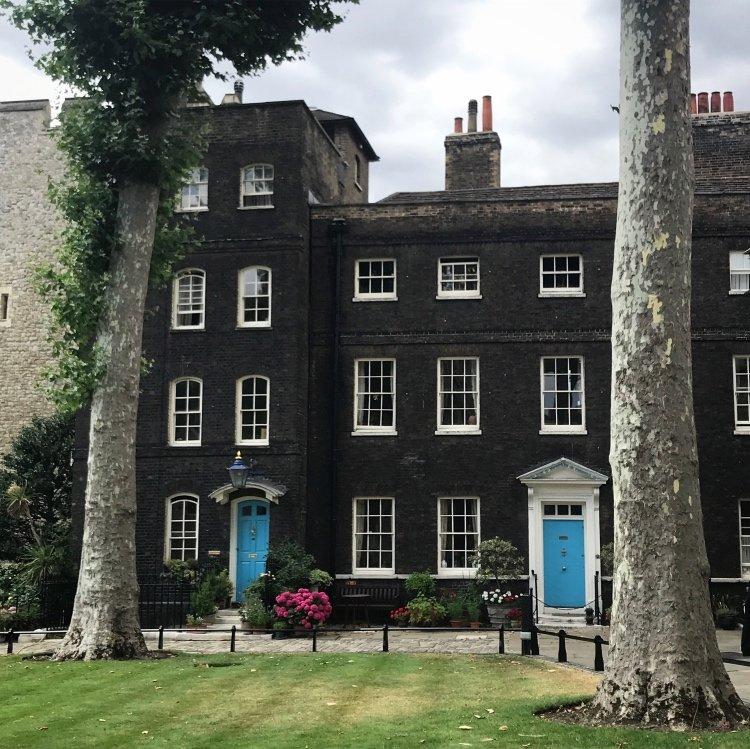 London Interior Design inspiration, tower of london