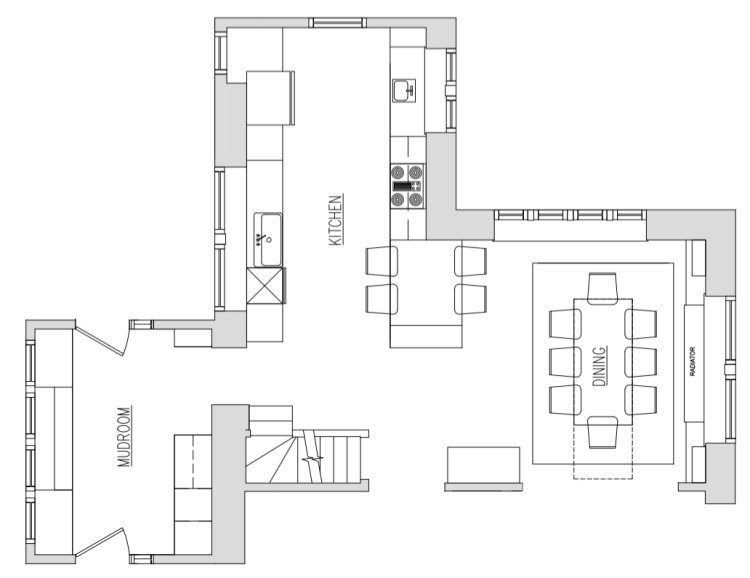 space plan after