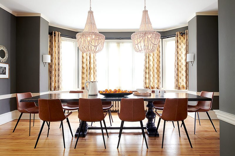 Interior Design Portfolio Dining Room