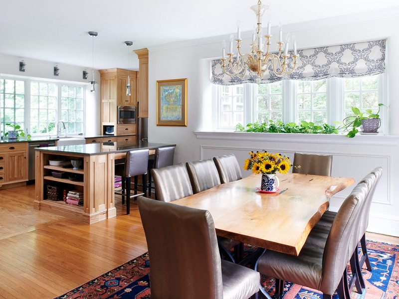 Dining Room | Spring Avenue, Elkins Park