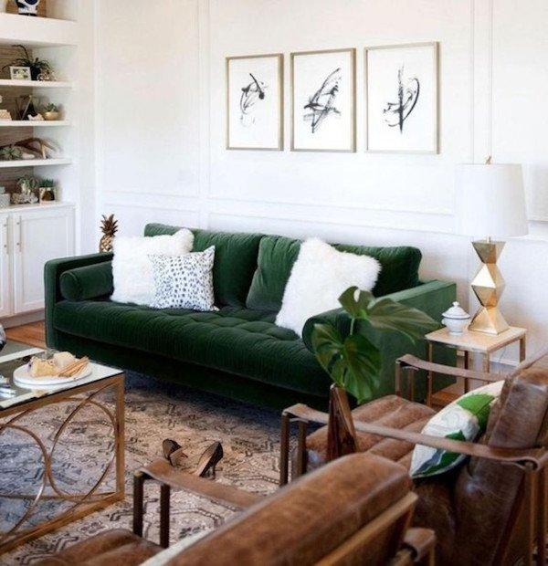 Cozy Living room Sofa