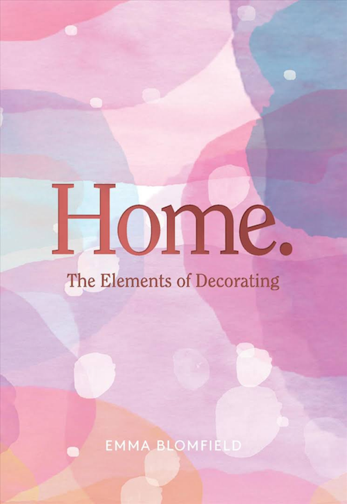 Home book cover by Emma Bloomfield