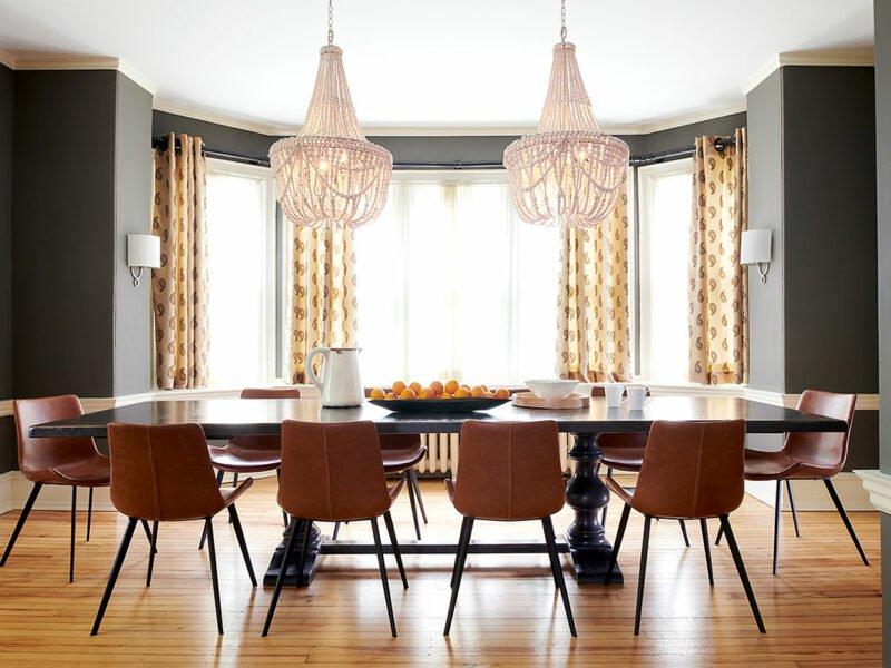 Dining Room | Upsal Street, Philadelphia