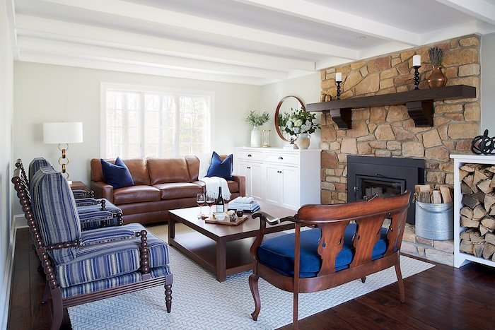 Project Spotlight Indian Walk Family Room