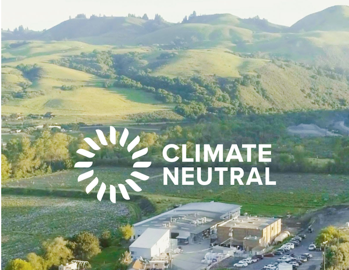 Fireclay is climate neutral at its factory.