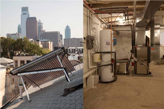 Net Zero Building: Green Street Project Philadelphia