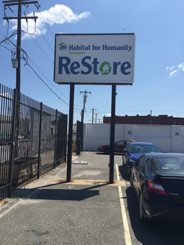 Restores, Habitat for Humanity Store