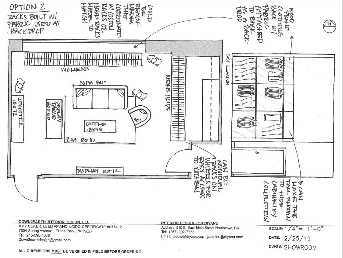D'lyanu - Design Center Schematic