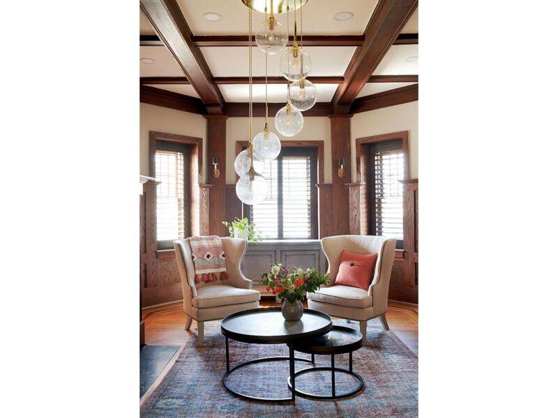 Living Room | Classic Main Line Home