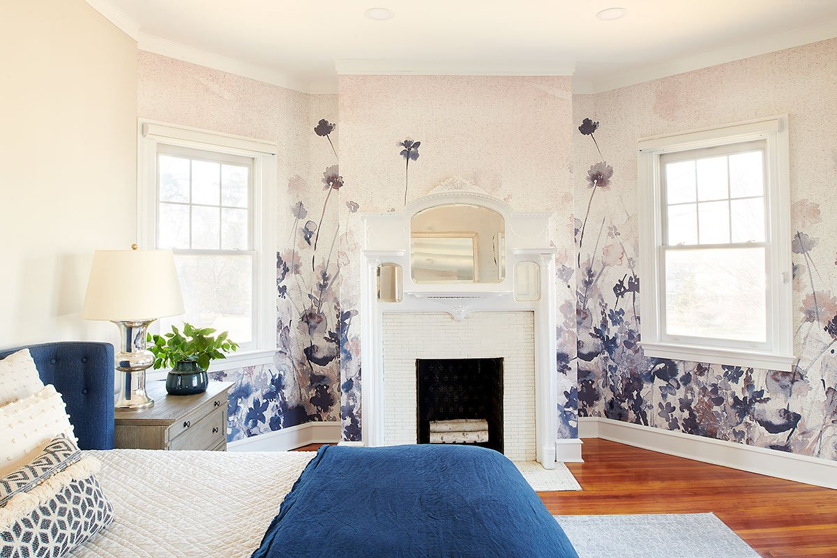 Master Bedroom | Classic Main Line Home