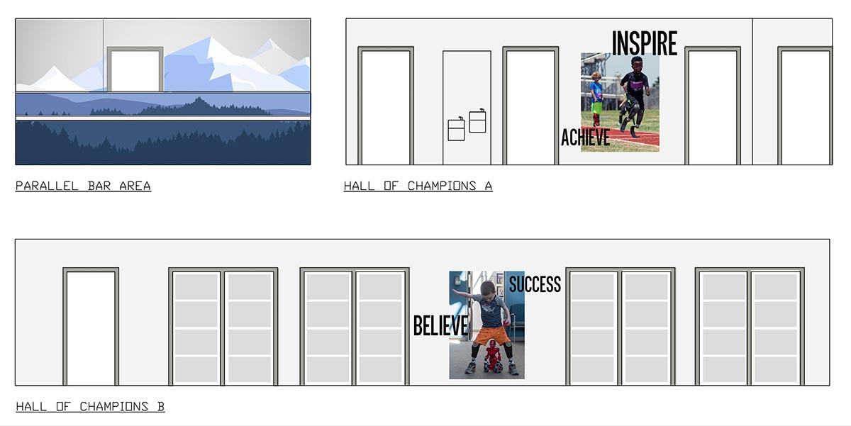 Prosthetic Innovations - Hallway