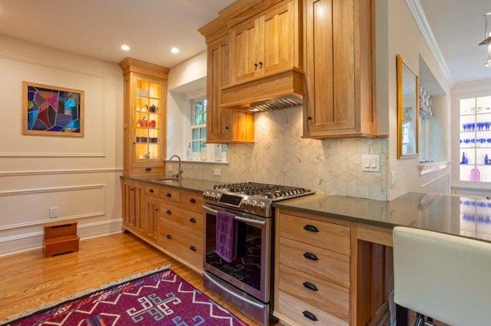 Amy Kitchen Interior Design