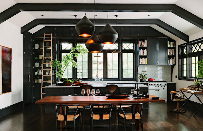 Sellwood Library House Traditional Kitchen by The Works from Houzz