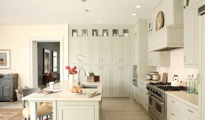 Traditional Kitchen by J. Hirsch Interior Design from Houzz