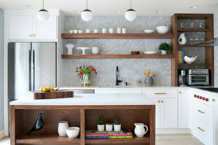 Soothing Pallette Kitchen