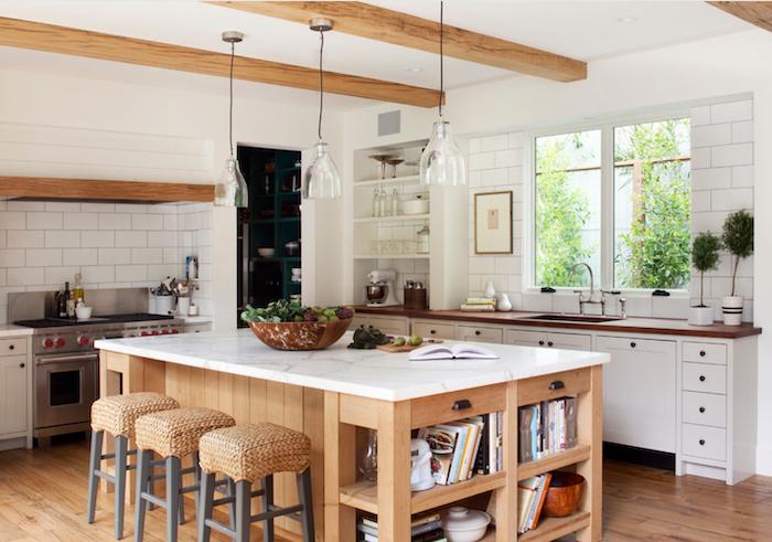 Farmhouse Kitchen from Houzz