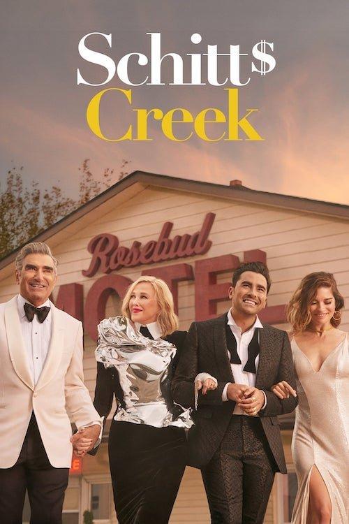 Schitt's Creek Streaming on Netflix