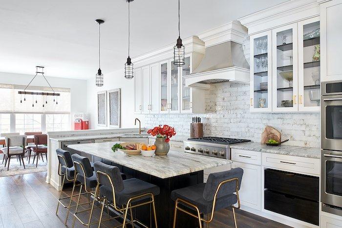 Kitchen after renovation| Photo: Rebecca McAlpin