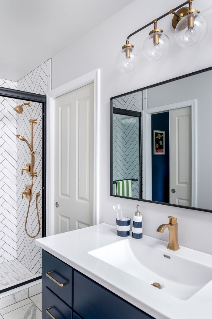 Boys' Bathroom | Bryn Mawr