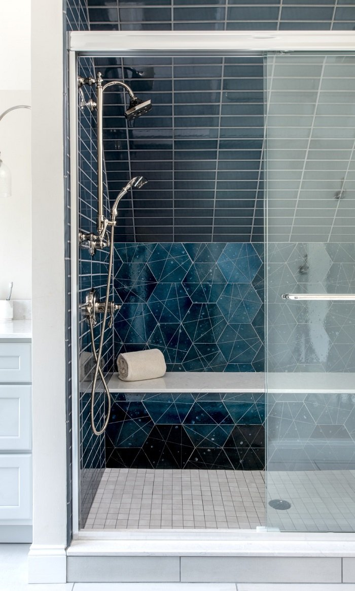 Stacked Subway Tile | Bryn Mawr