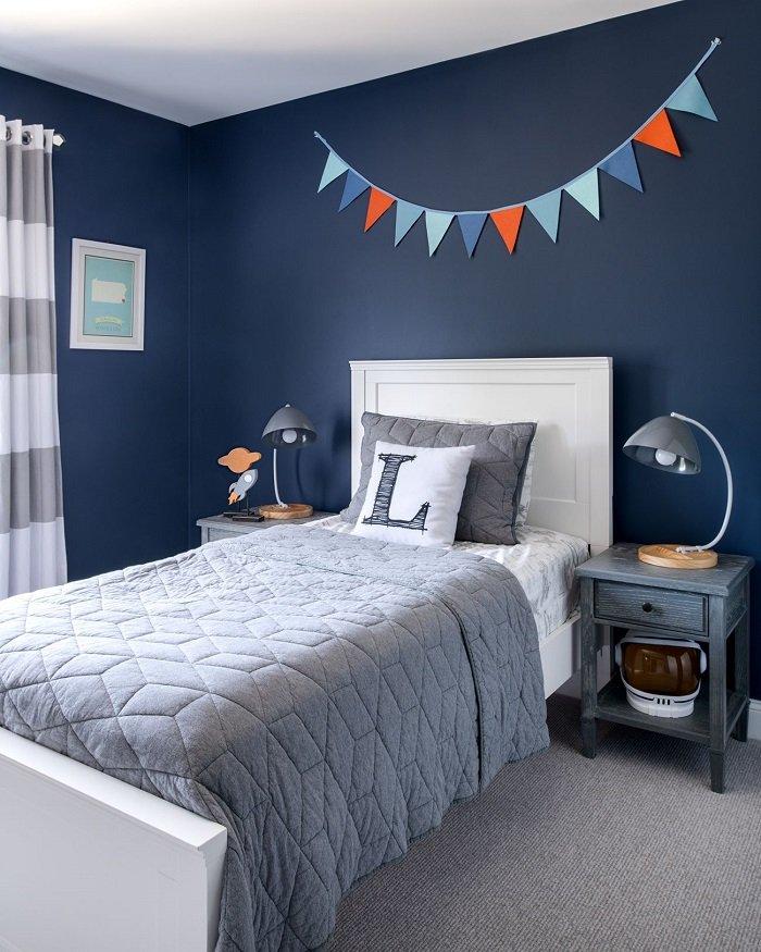 Boys Bedroom | Bryn Mawr