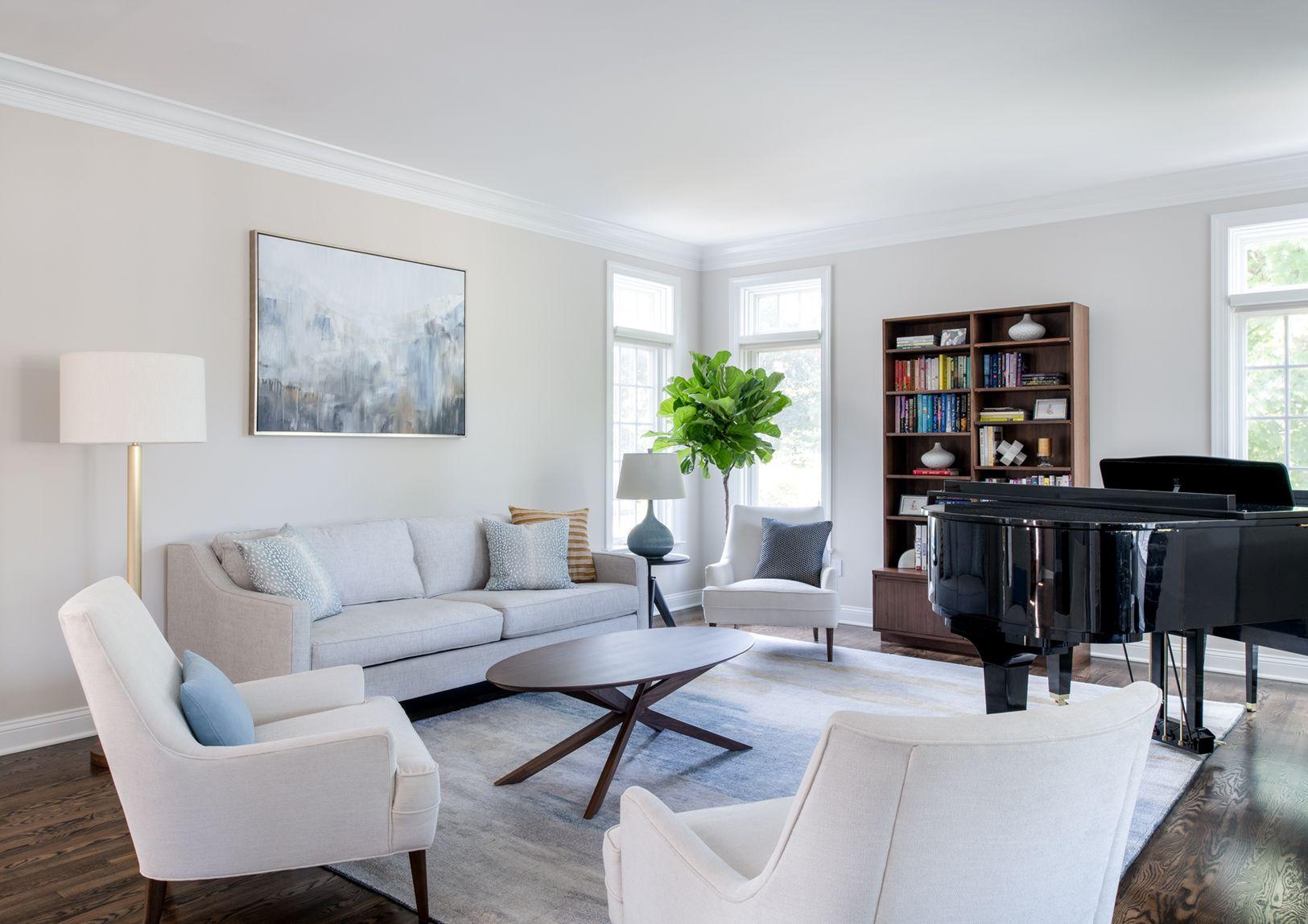 Laurier Lane Living Room